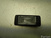 OPEL 13578958 ASTRA J Sports Tourer 2014 Licence Plate Light